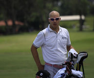 Ben Crane at The Players, TPC Sawgrass, FLorida Royalty Free Stock Photography