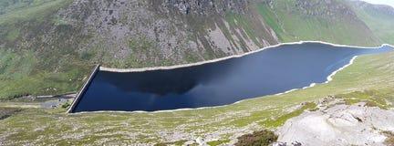 Ben cromb reservoir Stock Image