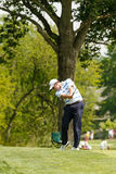 Ben Curtis at the Memorial Tournament Royalty Free Stock Photos