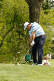 Ben Curtis at the Memorial Tournament Stock Image