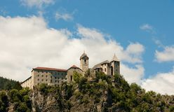 ben Di Kloster monastero s sabiona Obrazy Royalty Free