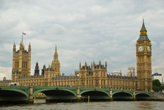 ben duży London Obrazy Royalty Free
