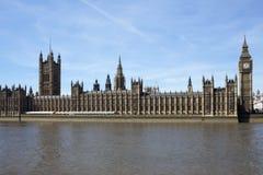ben duży London Westminster Zdjęcia Royalty Free