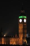ben duży Westminster Fotografia Stock