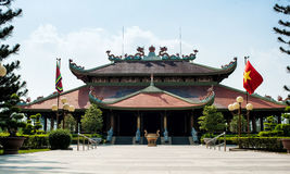 Ben Duoc temple at Cu Chi Tunnel Royalty Free Stock Photography
