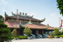 Ben Duoc temple at Cu Chi Tunnel Royalty Free Stock Photo