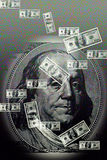 Ben en uw geld Stock Illustratie