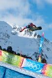 Ben Ferguson, Jeux Olympiques de la jeunesse Image stock