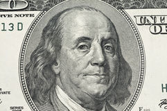 Ben Franklin fotografia de stock royalty free