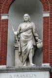 Ben Franklin Fotos de archivo libres de regalías
