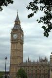 Ben grande, casas do parlamento Imagens de Stock Royalty Free