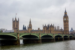 Ben grande de Londres Imagens de Stock
