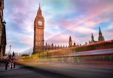 Ben grande de Londres Imágenes de archivo libres de regalías