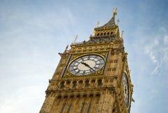 Ben grande em Londres, Inglaterra Fotos de Stock Royalty Free
