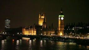 Ben grande en Londres almacen de metraje de vídeo