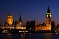 Ben grande en Londres   fotografía de archivo libre de regalías