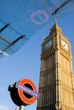 Ben grande en Londres Foto de archivo