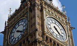 Ben grande en Londres Inglaterra Fotos de archivo libres de regalías