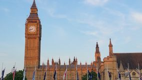 Ben grande Londres 2016 Fotos de archivo libres de regalías