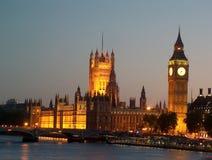 Ben grande - Londres Foto de Stock