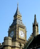 Ben grande Londres Fotografia de Stock