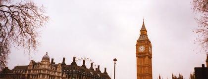 Ben grande, Londres Imagem de Stock
