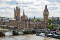 Ben grande Londres Fotografía de archivo libre de regalías