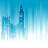 Ben grande, Londres, Inglaterra Fotografia de Stock Royalty Free