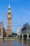 Ben grande Londres Inglaterra Fotos de archivo libres de regalías