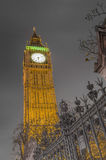 Ben grande, Londres, Inglaterra Foto de archivo libre de regalías