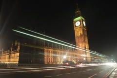Ben grande Londres (Reino Unido) Imágenes de archivo libres de regalías