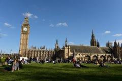 Ben grande, Londres, Reino Unido Fotografía de archivo libre de regalías