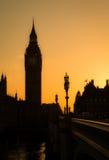 Ben grande Londres Reino Unido Foto de archivo libre de regalías