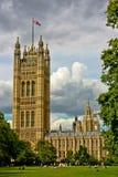 Ben grande y las casas del parlamento Imagen de archivo