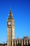 Ben grande y las casas del parlamento Imagen de archivo libre de regalías