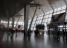 Ben Gurion (aéroport à Tel Aviv, en Israël) Images stock