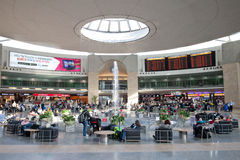 Ben Gurion airport duty free Royalty Free Stock Images