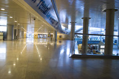 Ben Gurion (airport in Tel Aviv, Israel) Royalty Free Stock Photo