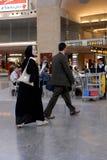 BEN GURION INTERNATIONAL aéroport Photos stock