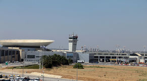 Ben Gurion International Airport Image libre de droits