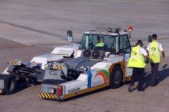 Ben Gurion International Airport stock afbeeldingen