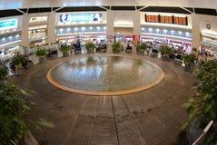 Ben Gurion terminal TLV Royalty Free Stock Images