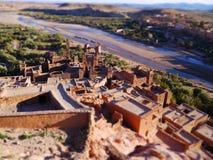 Ben Hadou - Marokko Royalty-vrije Stock Foto's