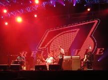 Ben Harper - festival de música de Locarno Foto de Stock Royalty Free