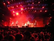 Ben Harper - Locarno Music Festival Stock Images