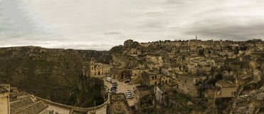Ben hur film set matera 2019 Royalty Free Stock Photo