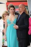 Ben Kingsley,Daniela Lavender Royalty Free Stock Image