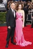 Ben Kingsley and Daniela Lavender Stock Photos