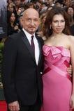Ben Kingsley and Daniela Lavender Royalty Free Stock Image