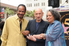 Ben Kingsley,Daphne Maxwell Reid,Tim Reid Stock Photo